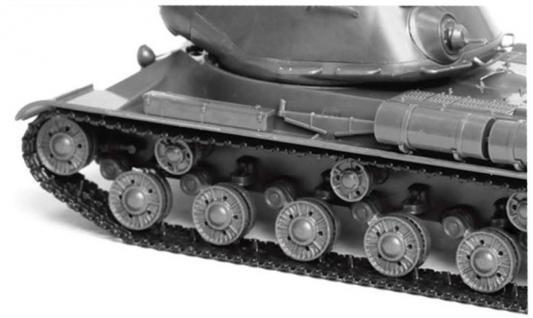 """Танк Звезда """"Советский тяжелый танк ИС-2"""" 1:72 хаки от 123.ru"""