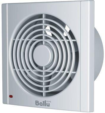 Вентилятор накладной BALLU Power Flow PF-100T 12 Вт