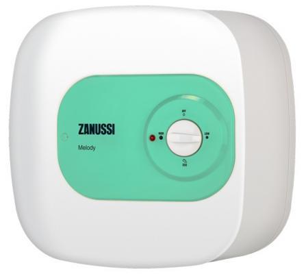 Водонагреватель накопительный Zanussi ZWH/S 30 Melody O 30л 1.5кВт зеленый