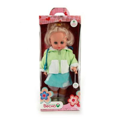 Кукла ВЕСНА Инна 3 43 см со звуком В268/о кукла весна инна в куртке со звуком 43 см