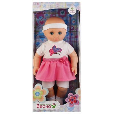 Кукла ВЕСНА В3009 Пупс 10 42 см куклы и одежда для кукол весна озвученная кукла саша 1 42 см