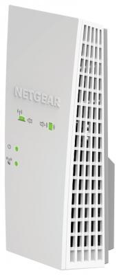 Беспроводной адаптер NetGear EX6400-100PES 802.11aс 1900Mbps 5 ГГц 2.4 ГГц 1xLAN белый
