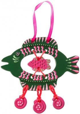 """Развивающий набор для творчества Arti """"Глиняная рыбка Сюзи"""""""