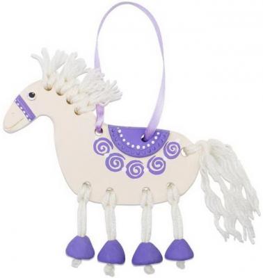 """Развивающий набор для творчества Arti """"Глиняная лошадка Пегас"""""""