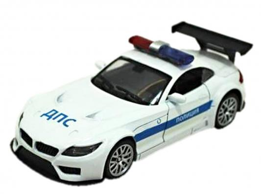 Автомобиль Hoffmann Полиция 1:33 белый