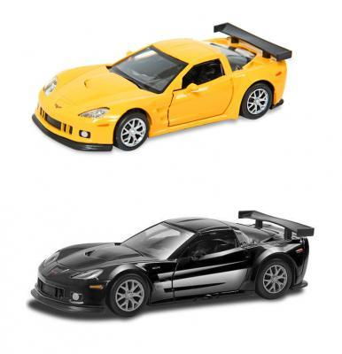 Автомобиль Hoffmann Chevrolet Corvette C6.R 1:32 цвет в ассортименте