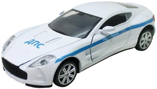 """Автомобиль Hoffmann """"Полиция"""" 1:30 белый"""