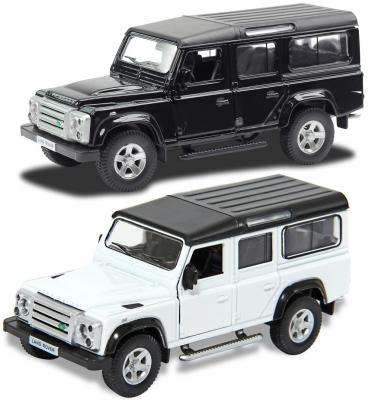 Автомобиль Hoffmann Land Rover Defender 110 1:32 цвет в ассортименте телефон land rover r 1