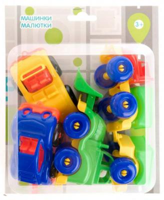 Игровой набор Пластмастер Малютка пластмастер игровой набор малютка
