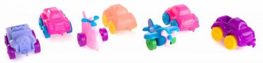 Игровой набор Пластмастер Автопарк 31872 пластмастер игровой набор большой набор инструментов