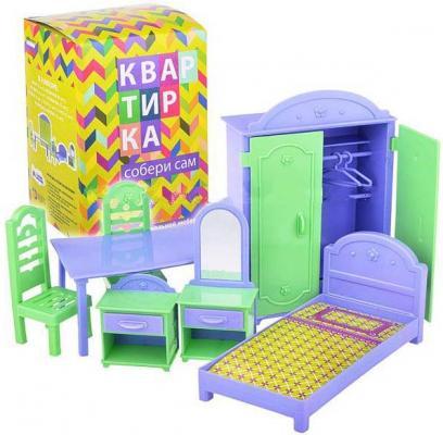 Развивающий набор Пластмастер Квартирка 22180 пластмастер игрушечный набор валим лес