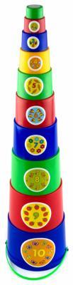 Пирамида Пластмастер Матрешка 10 элементов 92016 3800 lumens cree xm l t6 5 modes led tactical flashlight torch waterproof lamp torch hunting flash light lantern for camping z93