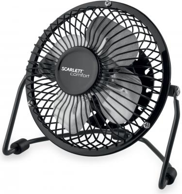Вентилятор настольный Scarlett Comfort SC-DF111S03 25 Вт