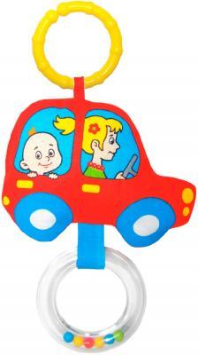 Погремушка МЯКИШИ ШуМякиши Машинка на коляску 331 в ассортименте