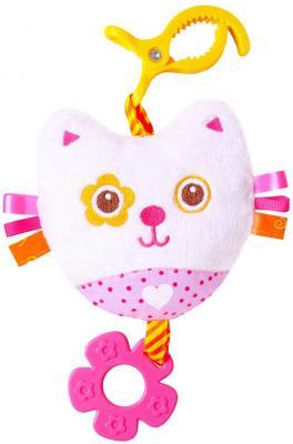 Развиващая игрушка Мякиши Шумякиши подвеска Котёнок