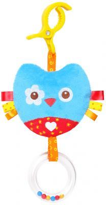 Развиващая игрушка Мякиши Шумякиши подвеска Сова
