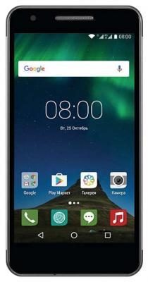 Смартфон Philips Xenium X588 черный 5 32 Гб LTE Wi-Fi GPS 3G смартфон zte blade a510 серый 5 8 гб lte wi fi gps 3g