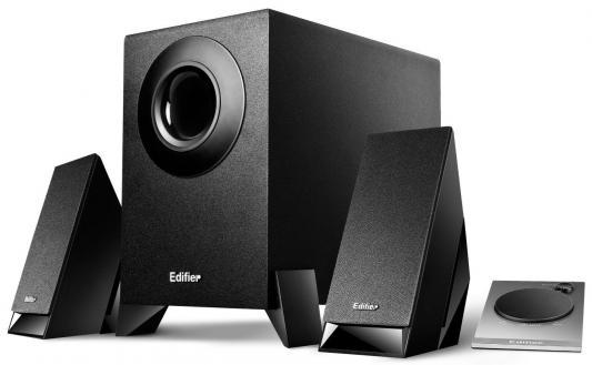 Колонки Edifier M1360 2x2 Вт + 4.5W черный цены