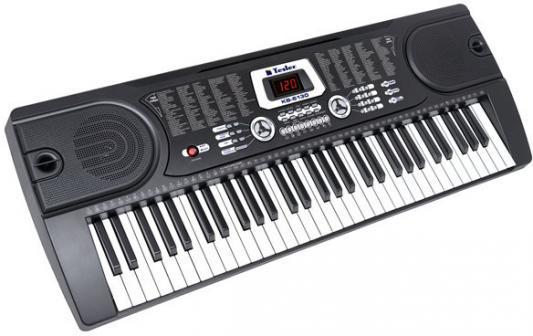 Синтезатор Tesler KB-6130 61 клавиша USB черный