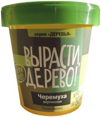 Набор для выращивания ВЫРАСТИ ДЕРЕВО Черёмуха виргинская zk-052
