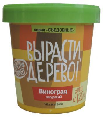 Набор для выращивания ВЫРАСТИ ДЕРЕВО Виноград Амурский zk-057