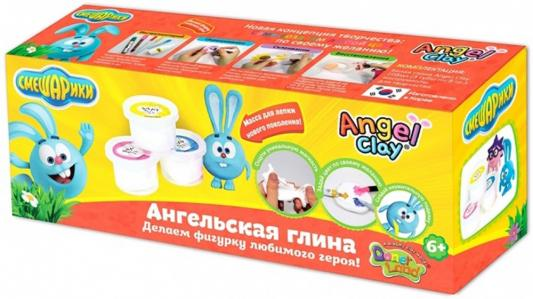 Масса для лепки Angel Clay Mini Крош AA03031SA angel clay аа07011s масса для лепки смешарики