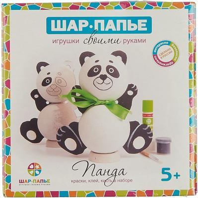 Набор для творчества ШАР-ПАПЬЕ Панда от 5 лет В01761