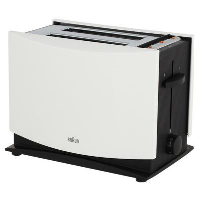 Тостер Braun HT450WH белый тостер braun ht450bk