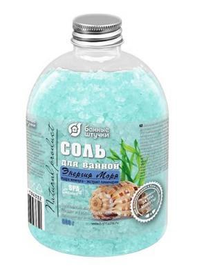 Соль для ванн Банные штучки Энергия моря 32433 500г
