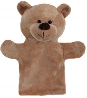 Кукла на руку Жирафики Мишка 25 см 939436 жирафики игрушка мягкая жираф жирафики