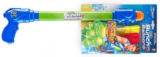 Игровой набор Bunch O Balloons ZURU с оружием-насосом, 100 шаров Z5636 bunch o balloons 100 шаров