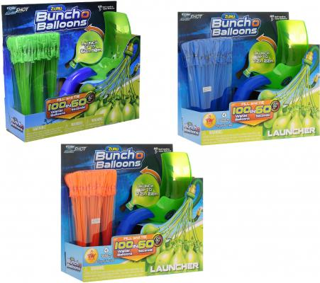Игровой набор Bunch O Balloons ZURU Продвинутый набор из 100 шаров с пусковым устройством Z1241