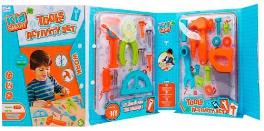 Набор инструментов Shantou Gepai Tools Activity 22 предмета KM-133A игрушечные инструменты shantou gepai набор инструментов маленький мастер