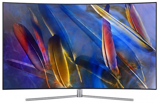 Телевизор Samsung QE65Q7CAMUX серебристый