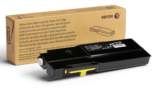 Картридж Xerox 106R03521 для VersaLink C400/C405 желтый 4800стр картридж xerox 106r03523 для versalink c400 c405 пурпурный 4800стр