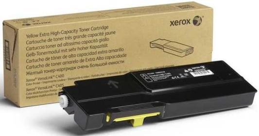 Картридж Xerox 106R03533 для VersaLink C400/C405 желтый 8000стр картридж xerox 106r03523 для versalink c400 c405 пурпурный 4800стр
