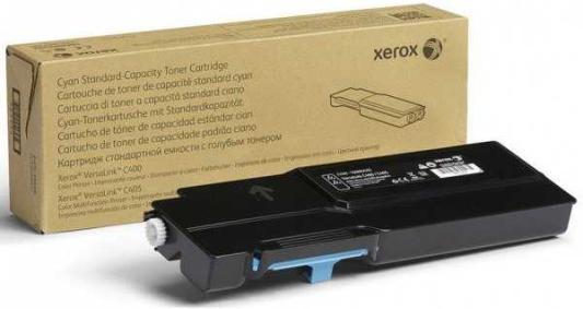 Картридж Xerox 106R03534 для VersaLink C400/C405 голубой 8000стр картридж xerox 106r03534 голубой cyan 8000 стр для xerox versalink c400 405