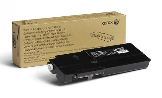 Картридж Xerox 106R03520 для VersaLink C400/C405 черный 5000стр картридж xerox 106r03523 для versalink c400 c405 пурпурный 4800стр