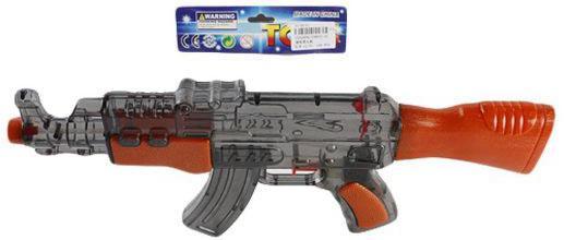 Водяной автомат Shantou Gepai AK-47 серый коричневый CH802-1C
