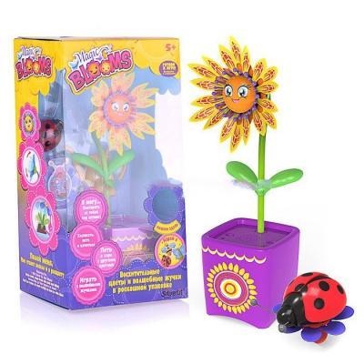 Интерактивная игрушка Silverlit Волшебный цветок с кольцом и волшебным жучком от 5 лет разноцветный от 123.ru
