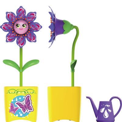 Интерактивная игрушка Silverlit Волшебный цветок с ожерельем и волшебным жучком от 5 лет в ассортименте от 123.ru