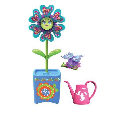 Интерактивная игрушка Silverlit Волшебный цветок с заколкой для волос и волшебным жучком от 3 лет в ассортименте от 123.ru