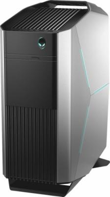 Системный блок DELL Alienware Aurora R6 i5-7400HQ 8Gb 1Tb GTX1060-6Gb DVD-RW Win10 клавиатура мышь черный R6-0475 настольный пк dell alienware aurora r6 r6 0475 r6 0475