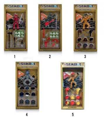 Игровой набор STIKBOT ST620