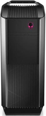 Системный блок DELL Alienware Aurora R6 i5-7400HQ 16Gb 1Tb 256Gb SSD GTX1060-6Gb DVD-RW Win10 клавиатура мышь черный R6-0482 настольный пк dell alienware aurora r6 r6 0987 r6 0987