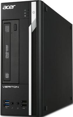 Неттоп Acer Veriton X2640G Intel Core i7-6700 8Gb 1Tb Radeon R7 430 2048 Мб DOS черный DT.VN5ER.081