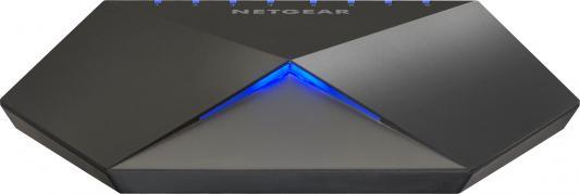 Коммутатор NETGEAR GS808E-100PES управляемый 8 портов 10/100/1000Mbps