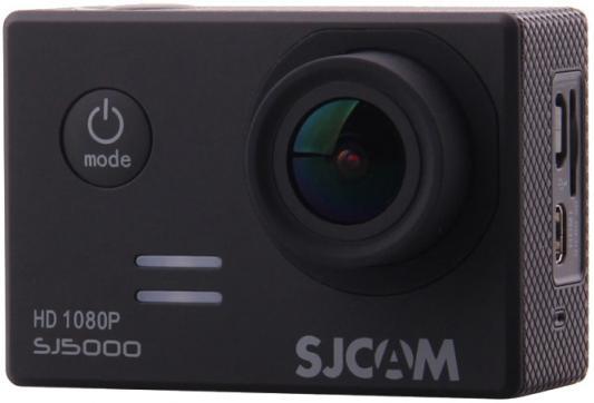 Экшн-камера SJCAM SJ5000 1xCMOS 14Mpix черный экшн камера sjcam sj5000 wifi black