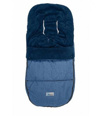 Зимний конверт Altabebe Alpin Bugaboo (AL2280P/navy-blue) зимний конверт altabebe lambskin car seat bag mt2003 lp navy blue 62
