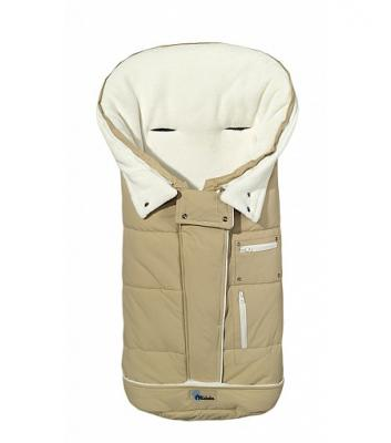 Зимний конверт Altabebe Clima Guard (AL2274C/beige-whitewash зимний конверт altabebe clima guard al2274c black whitewash